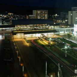 Full view of Kochi Station (高知駅)