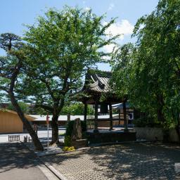 Full view of Zuishoji Temple (瑞聖寺)