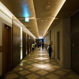Indoor view  of Tokyo Midtown Hibiya (東京ミッドタウン日比谷)