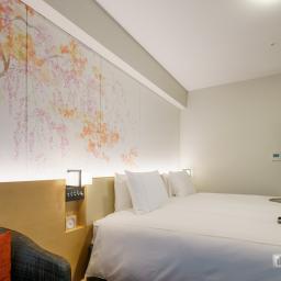 Indoor view of Richmond Hotels Premier Kyoto Ekimae (リッチモンドホテル プレミア京都駅前)
