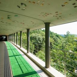 Passage of Ceramics Park Mino (セラミックパークMINO)
