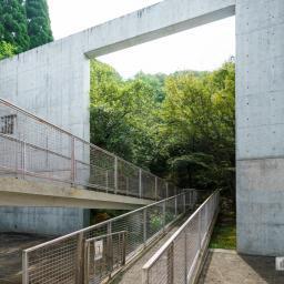 Exterior view of Childrens Museum, Hyogo (兵庫県立こどもの館)