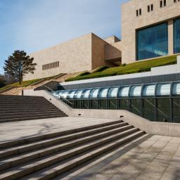 Exterior view of MOA Museum of Art (MOA美術館)
