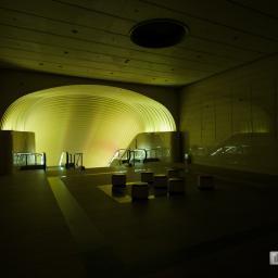 Indoor view of MOA Museum of Art (MOA美術館)