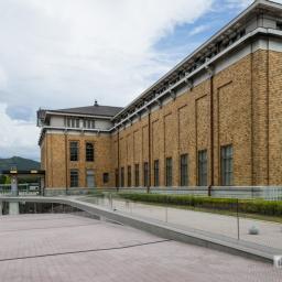 Full view of Kyoto City KYOCERA Museum of Art (京都市京セラ美術館)