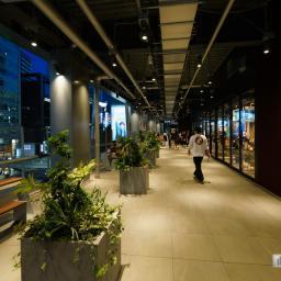 Indoor view of MIYASHITA PARK (宮下パーク)