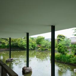 Indoor view of Tsurugaoka Museum, Kamakura (鎌倉文華館 鶴岡ミュージアム)