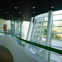 Exterior view of Fukui City Museum Of Art (福井市立美術館)