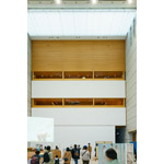 Gate of Museum of Contemporary Art Tokyo (東京都現代美術館)