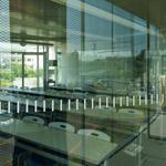 Indoor view of Toyota City Exchange Center, Aizuma Center (豊田市生涯学習センター 逢妻交流館)