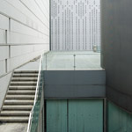 Gate of Museum of Contemporary Art Tokyo (東京都現代美術館)