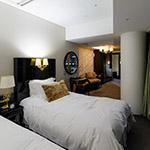 Bed room of Harmonie Embrassee Osaka (アルモニーアンブラッセ大阪)