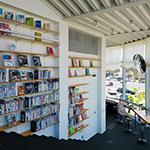 Bookshelves of Art Museum & Library, Ota (太田市美術館・図書館)