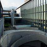 Circular terrace (円形テラス)