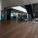 Community space of Owari-Ichinomiya Station (尾張一宮駅前ビル)