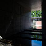 Crack of Aomori Contemporary Art Centre, Exhibition Hall (国際芸術センター青森)
