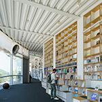 Desks for learn of Art Museum & Library, Ota (太田市美術館・図書館)