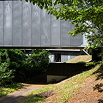 Detail of Aomori Contemporary Art Centre, Lodgings (国際芸術センター青森)