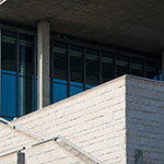 Detail of Hyogo Prefectural Museum of Art (兵庫県立美術館)