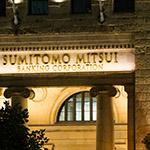 Detail of Sumitomo Building (住友ビルディング)