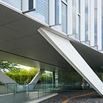 Detail of Tokyo Institute of Technology Library (東京工業大学附属図書館)