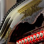 Details of Kabukiza (歌舞伎座)