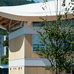 Details of Onagawa Station (女川駅)