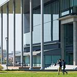 Details of Tokyo University of Science, Library (東京理科大学 葛飾キャンパス 図書館棟)