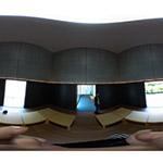 D.T.Suzuki Museum in equirectangular (鈴木大拙館)