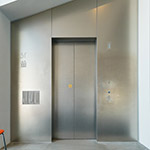 Elevator of Art Museum & Library, Ota (太田市美術館・図書館)