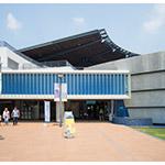 Entrance of Kyoto Aquarium (京都水族館)