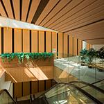 Escalator hall of Arco Tower Annex (アルコタワーアネックス)