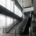 Escalator of Owari-Ichinomiya Station (尾張一宮駅前ビル)
