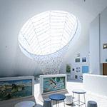Exhibition space of Mosaic Tile Museum, Tajimi (多治見市モザイクタイルミュージアム)