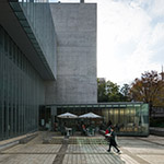 Exterior of International Library of Children's Literature, Arch building (国際子ども図書館 アーチ棟)