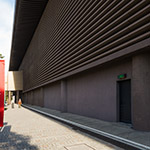 Exterior of National Theatre of Japan (国立劇場)