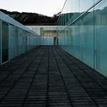 Exterior of Yokosuka Museum of Art (横須賀美術館)