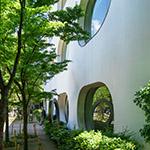 Exterior view of Musashino Place (武蔵野プレイス)