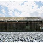 Exterior view of Nakagawa-machi Bato Hiroshige Museum of Art (那珂川町馬頭広重美術館)