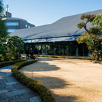 Exterior view of Nezu Museum (根津美術館)