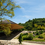 Exterior view of Shishoji Zen Museum And Gardens, Kotei (新勝寺 禅と庭のミュージアム 洸庭)