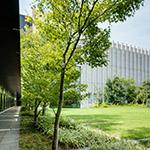 Exterior view of Toyo Bunko Museum (東洋文庫ミュージアム)