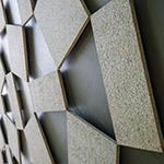 Exterior wall of Historic sites Kanayama Castle guidance facilities and Ota City Kanayama Regional Exchange Center (史跡金山城跡ガイダンス施設・太田市金山地域交流センター)