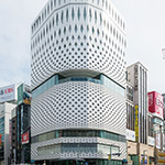 Facade of GINZA PLACE (銀座プレイス)