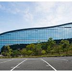 Facade of Kyushu National Museum (九州国立博物館)