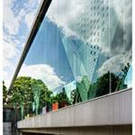 Facade of Museum of Contemporary Art Tokyo (東京都現代美術館)