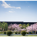 Facade of National Theatre of Japan (国立劇場)
