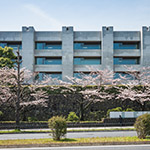 Facade of Supreme Court of Japan (最高裁判所)