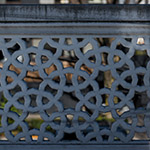 Fence of Tokyo Camii (東京ジャーミイ)