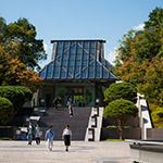 Full view of Miho Museum (ミホ・ミュージアム)